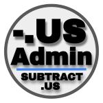 subtract us Admin